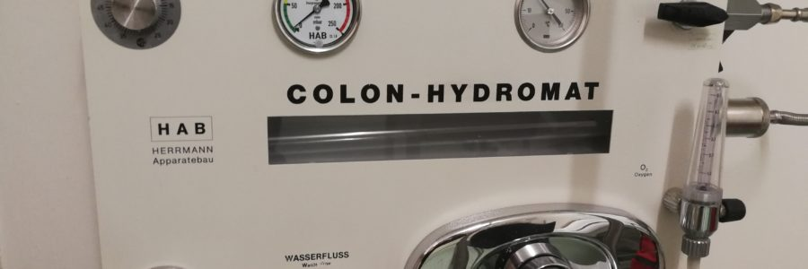 Colon-Hydrotherapie